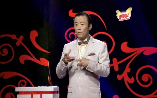 中国梦想秀第六季第8期:姚晨婚后电视首秀 周立波跳孔雀舞