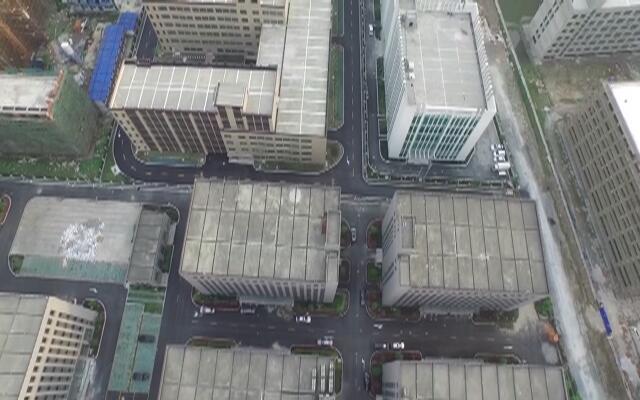 """航拍""""浙江首批37个特色小镇""""之:杭州..."""