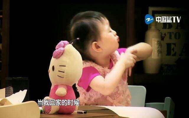 《爸爸回来了》第四期:甜馨亮相生日会 王中磊秀厨艺