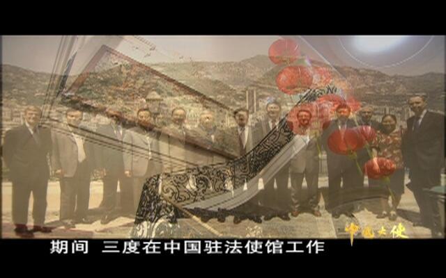 中国大使 赵进军