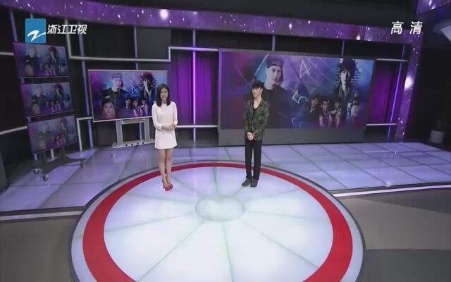 天生明星相  吴亦凡片场秀球技