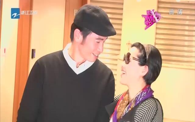 陈豪再当爹  夫妻携手秀幸福