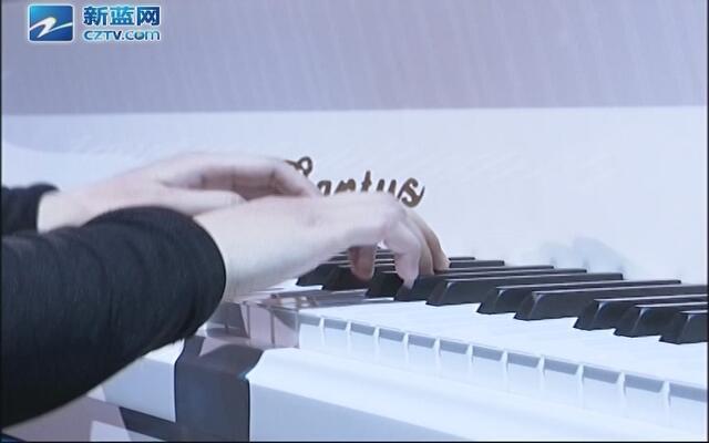 钢琴独奏《春舞》