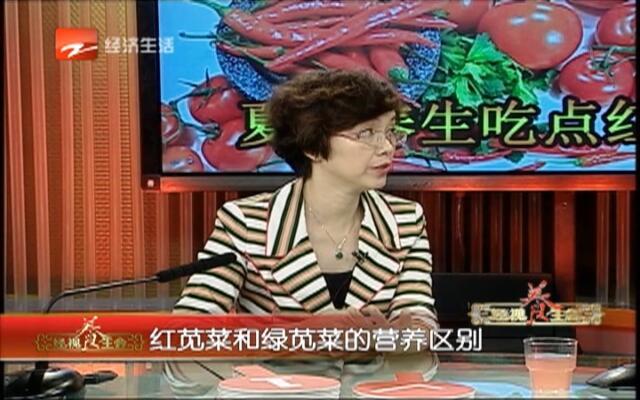 20150717《经视养生会》:夏季养生吃点红