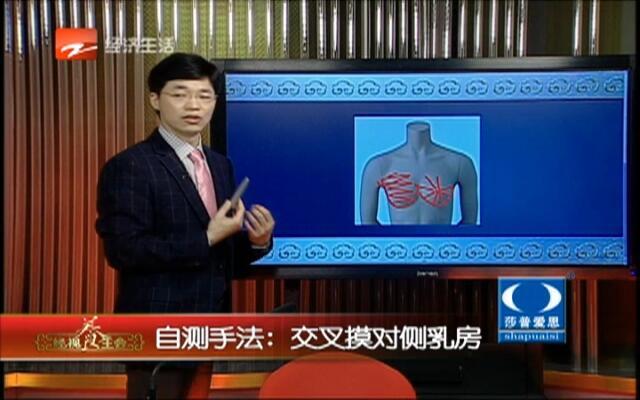 20150726《经视养生会》:乳房里的肿块