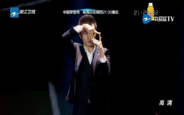 第102期:帅气巡警表演超炫手指舞