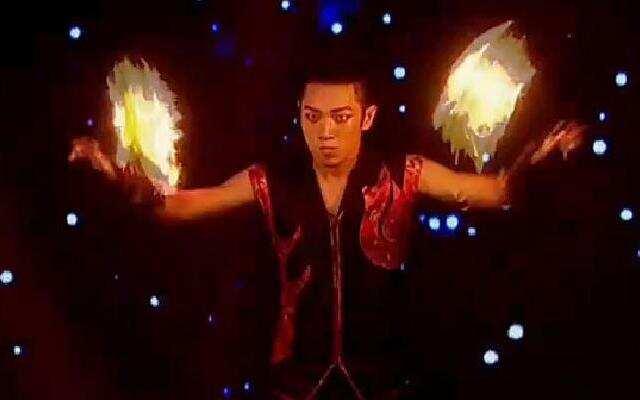 第107期:火舞表演绽放梦想舞台