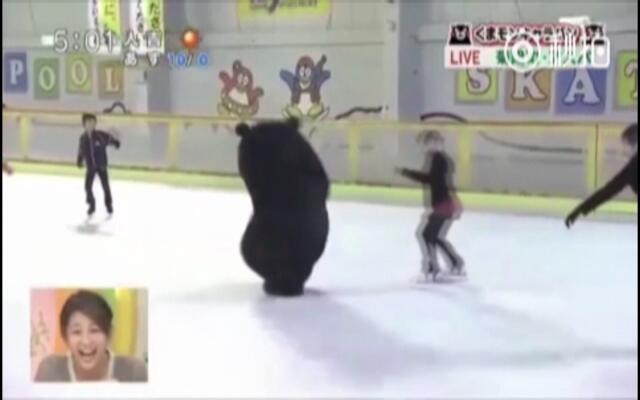 超高人气的熊本吉祥物Kumamon