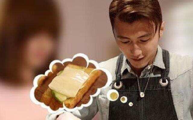 芭比不开火:谢霆锋和爱情芭比,品味开放三明治