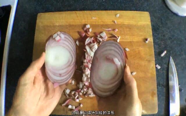 你的厨艺弱爆了:切洋葱的7种方法