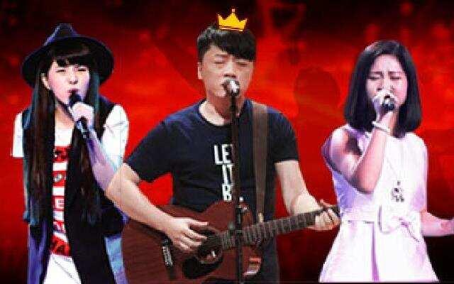 第四季《中国好声音》第7周学员人气榜