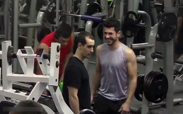 2016里约残奥会宣传片:健身房里的残疾人