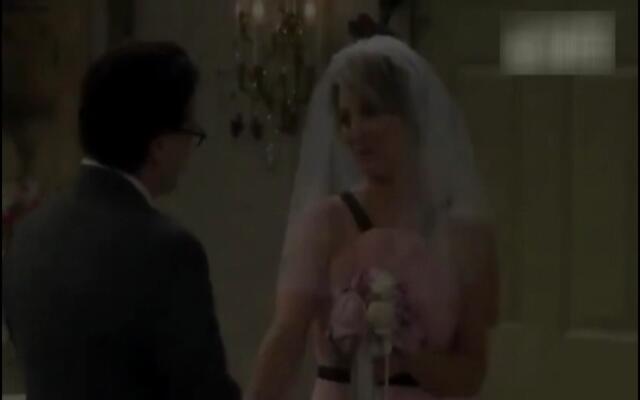 《生活大爆炸》第九季预告——Leonard和Penny结婚