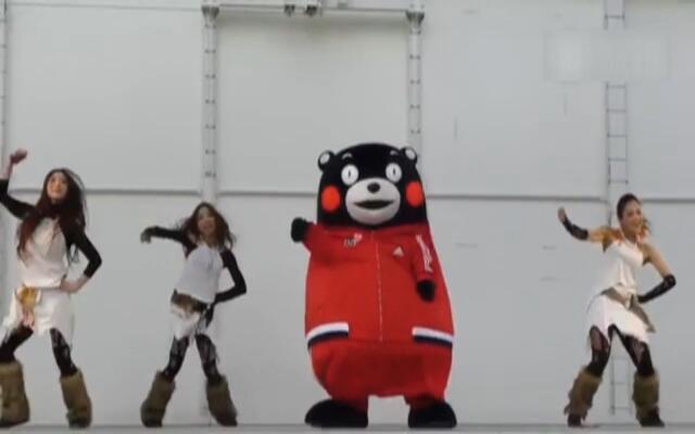 熊本熊跳《shake it off》