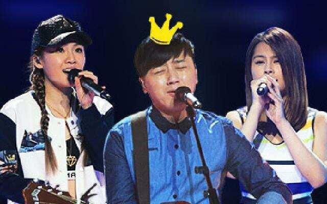 第四季《中国好声音》第10周学员人气榜