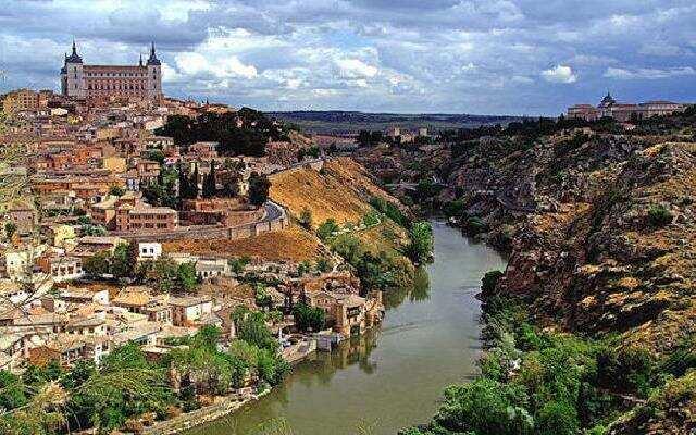 塔霍河:流淌的西班牙时光