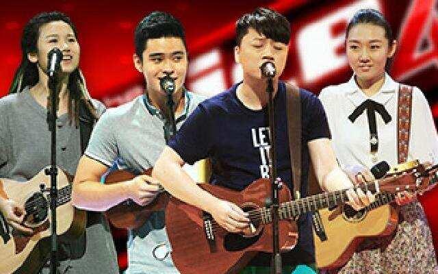 第四季《中国好声音》年度人气榜之弹唱篇
