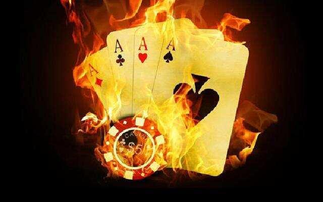 扑克炫技:指尖上的艺术