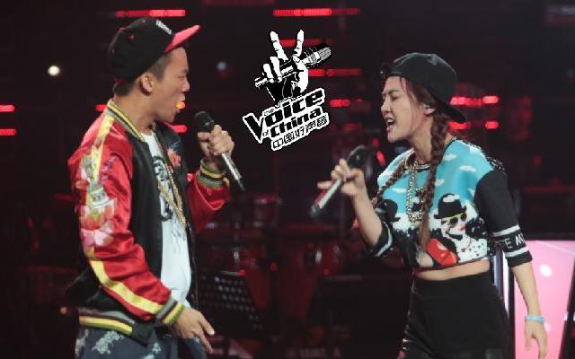 第四季《中国好声音》年度人气榜之对唱篇