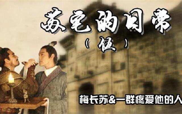苏宅的日常:梅长苏和一群疼爱他的人