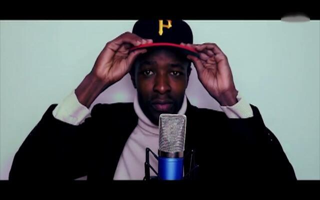 黑人小伙磁性嗓音翻唱《李白》