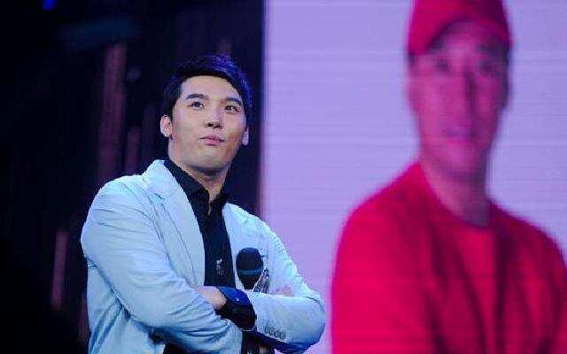 《我不是明星》李永波之子变身弹唱歌手