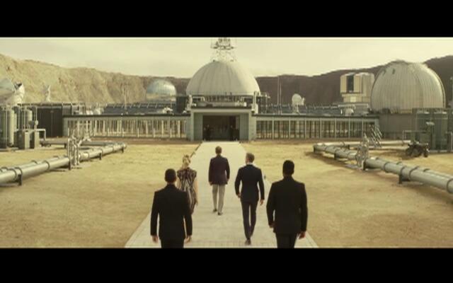 007:幽灵党  幽灵在现危机四伏