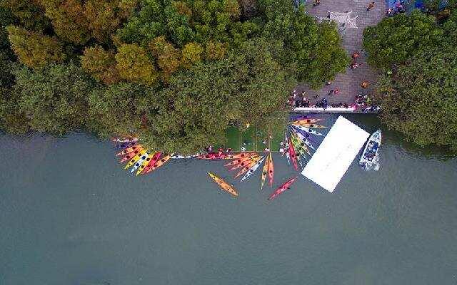 2015第二届中国全民休闲皮划艇大赛杭州站