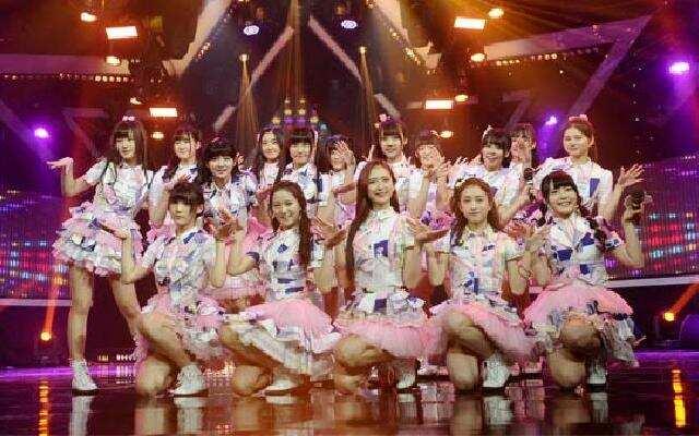 《我不是明星》第8期预告:元气少女团SNH48来啦