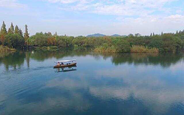 不一样的西湖 不一样的美
