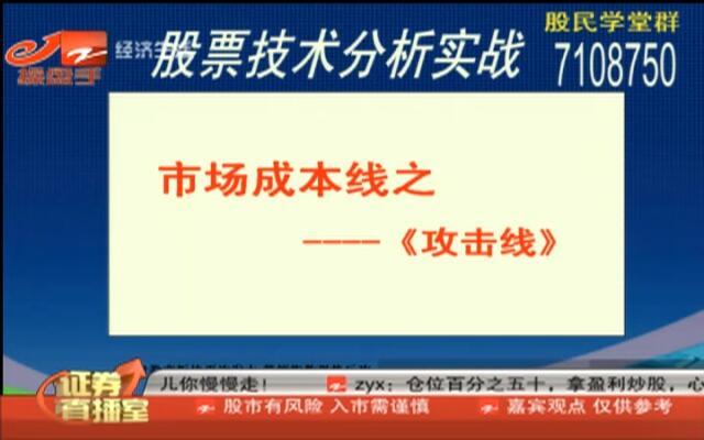 20151111《证券直播室》:沪指六连阳  券商股连续做多