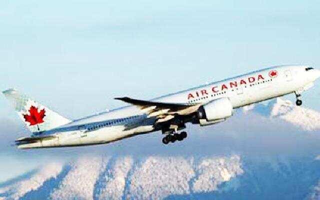 加拿大航空公司创意广告