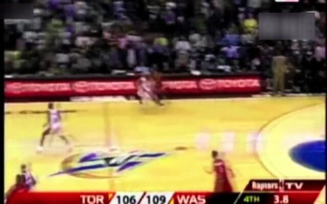 NBA赛场上的秀逗时刻