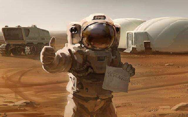 如何去火星and火星人回家指南