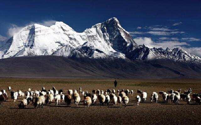 西藏:消失的地平线