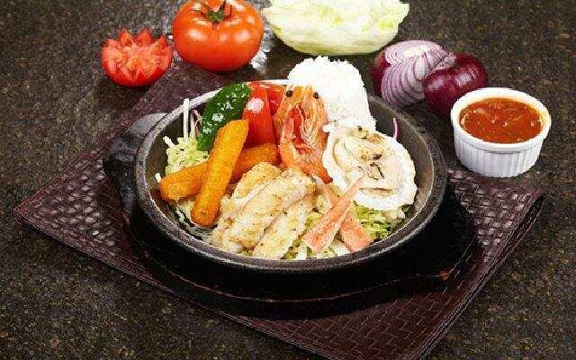 20151205《我要惠生活》:辣酱煎蛋和墨西哥海鲜烩饭