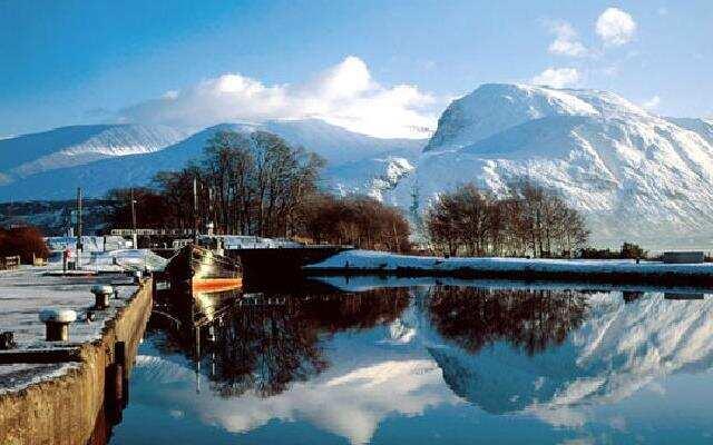苏格兰:纯净之美
