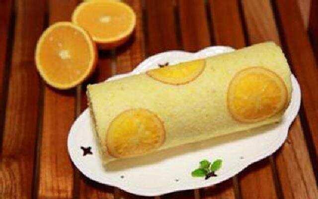 20151220《我要惠生活》:香橙蛋糕卷和香橙纸杯蛋糕