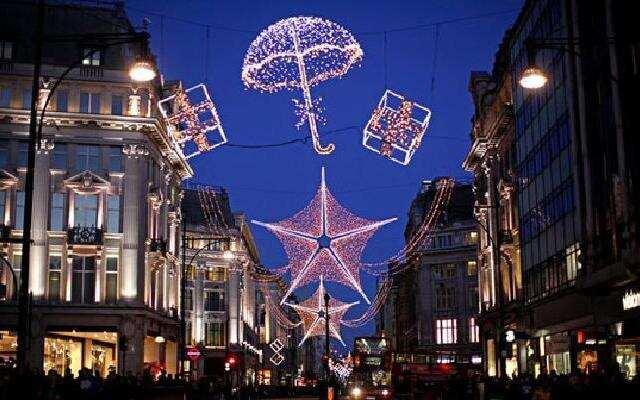微缩伦敦:圣诞游乐场