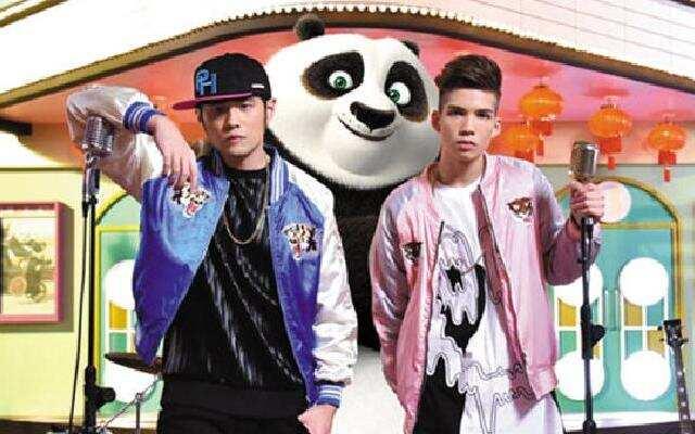 周杰伦献声《功夫熊猫3》全球主题曲《Try》