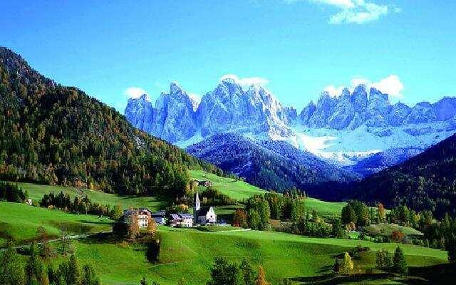 时光漂移:阿尔卑斯山