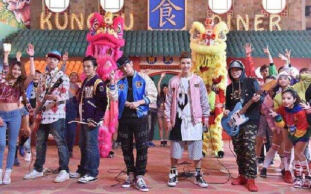 《功夫熊猫3》主题曲《Try》MV周杰伦拍摄特辑
