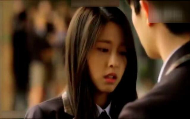 那些韩剧里的动心瞬间
