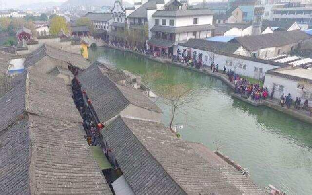 体验一把江南古镇不一样的年味