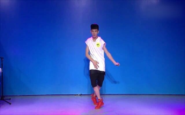 之光初试 热舞EXO 咆哮