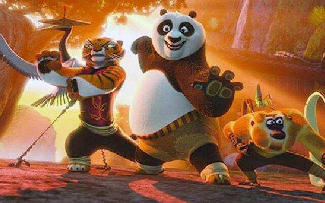 《功夫熊猫3》看点揭秘 鹿晗喊你看熊猫