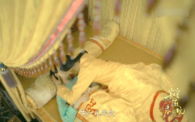 郑爽刘恺威缠绵悱恻的床戏
