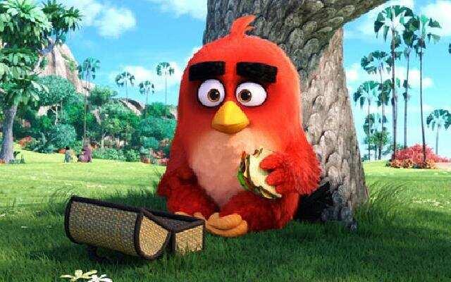 《愤怒的小鸟》拜年版预告片
