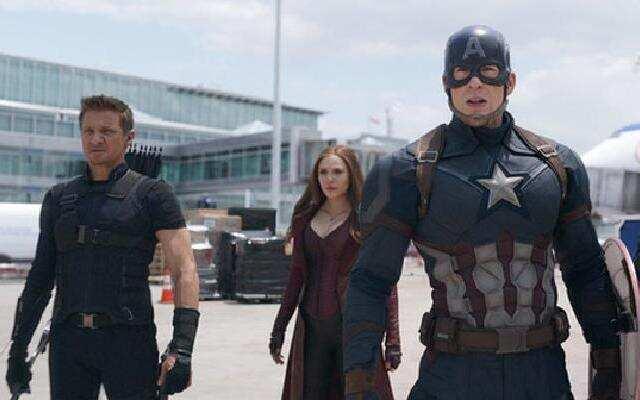《美国队长3》中文预告片:美队钢铁侠英雄决裂