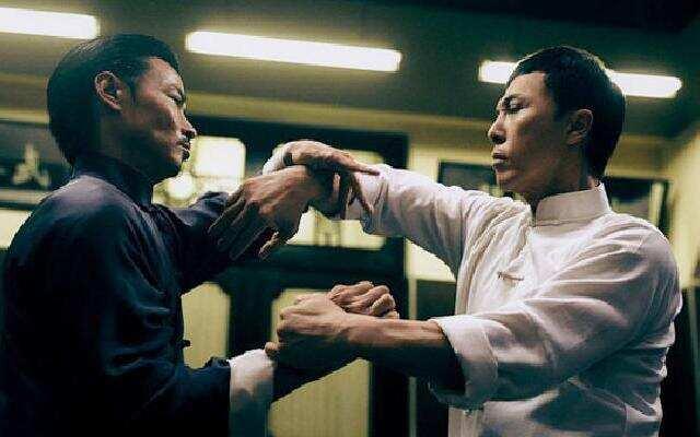 《叶问3》延续传奇 甄子丹张晋激战咏春拳王泰森秀中文